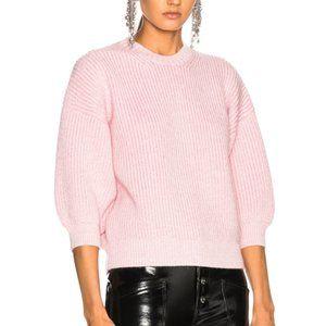 3.1 PHILLIP LIM Saddie Puff Sleeve Sweater {YY34}